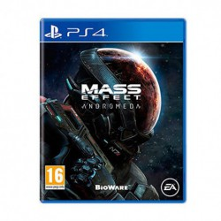 JUEGO SONY PS4 MASS EFFECT:ANDROMEDA