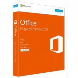 SOFTWARE MICROSOFT OFFICE HOME STUDENTS 2016 V2 PKC