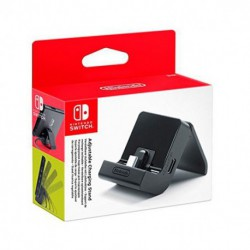 SOPORTE DE CARGA AJUSTABLE NINTENDO SWITCH