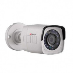 CAMARA TVI HD HIWATCH BULLET OUTDOOR DS-T116