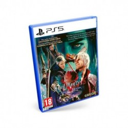 JUEGO SONY PS5 DEVIL MAY CRY 5 ED.ESPECIAL PS5 DMCPS5