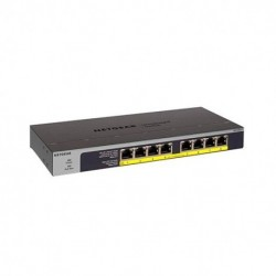 HUB  SWITCH NETGEAR GS108LP-100EUS